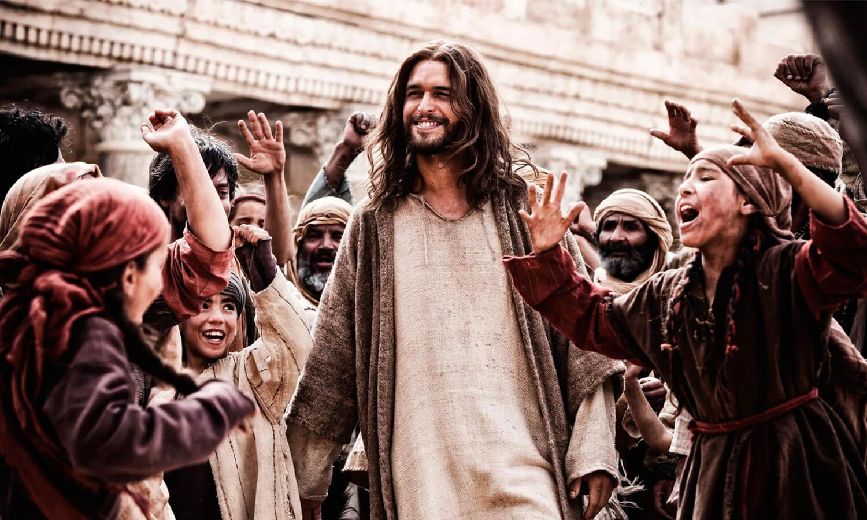 What religion did Jesus worship?