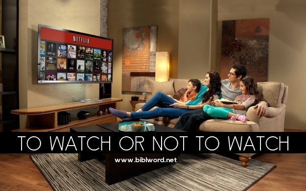 TV programs should a Christian avoid watching