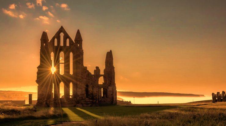 church ruine