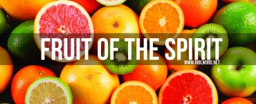 Fruit of the Spirit
