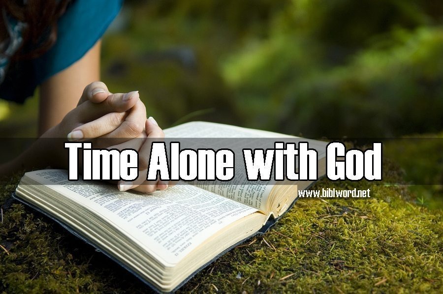 quiet time with god - photo #9