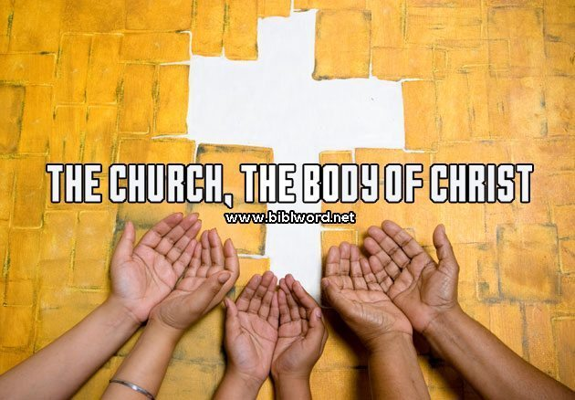 Church the body of Christ
