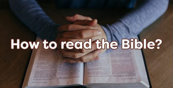 How to read bible?