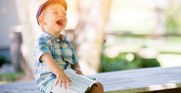 Can little children be filled with the Holy Spirit?
