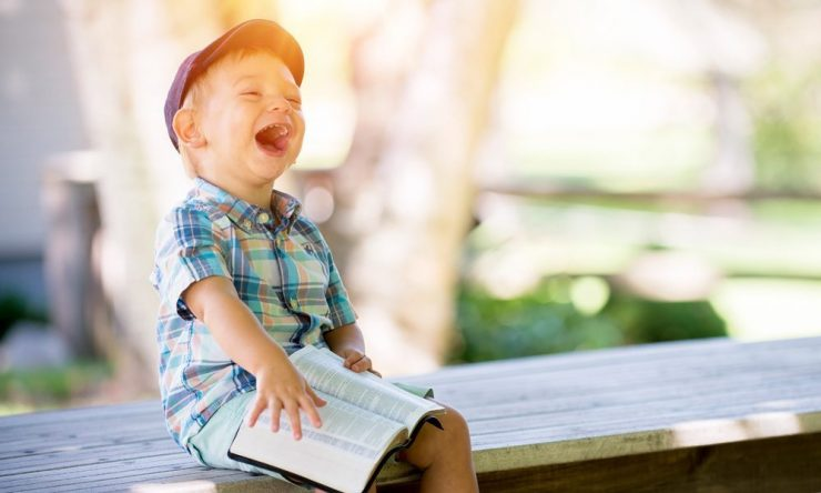 Can little children be filled with the Holy Spirit? - Biblword.net