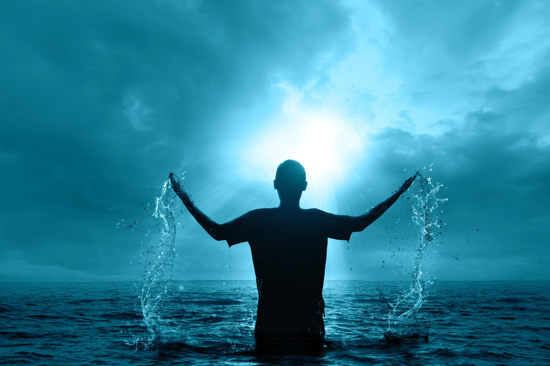 What kind of baptism does God accept? | Biblword.net