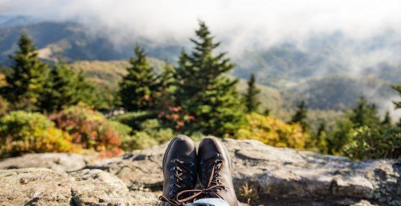 Resting feet
