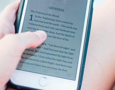 what does god teach us in revelation biblwordnet