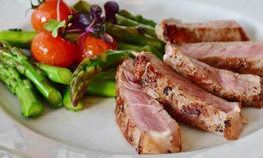 asparagus-steak-veal-steak-veal-