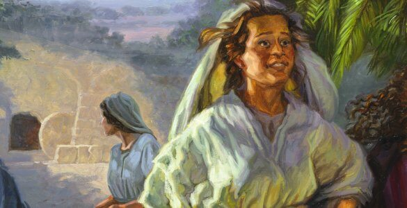 What is the life story of Mary Magdalene?