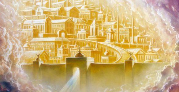 Is there a new Jerusalem in heaven?