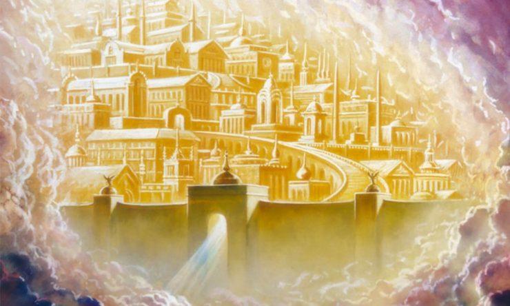 Is it true that there is a new Jerusalem in heaven? | Biblword.net