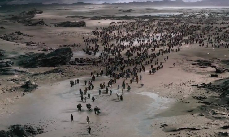 What does God teach us in Exodus?