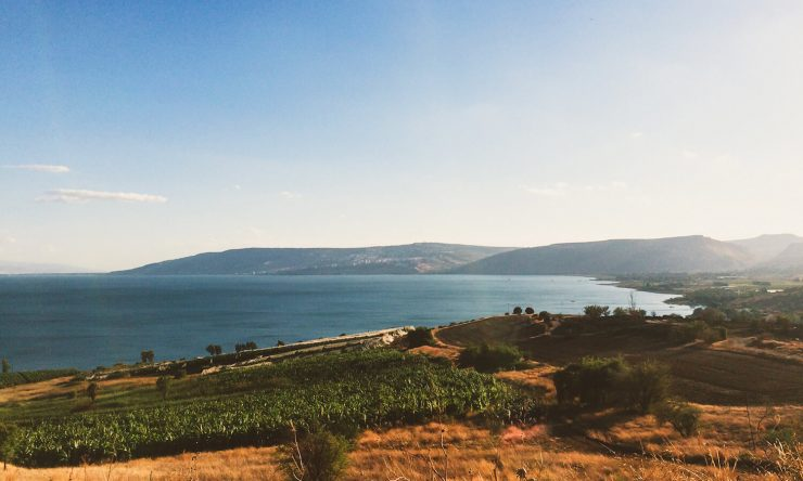 How long did Jesus preach in Galilee?