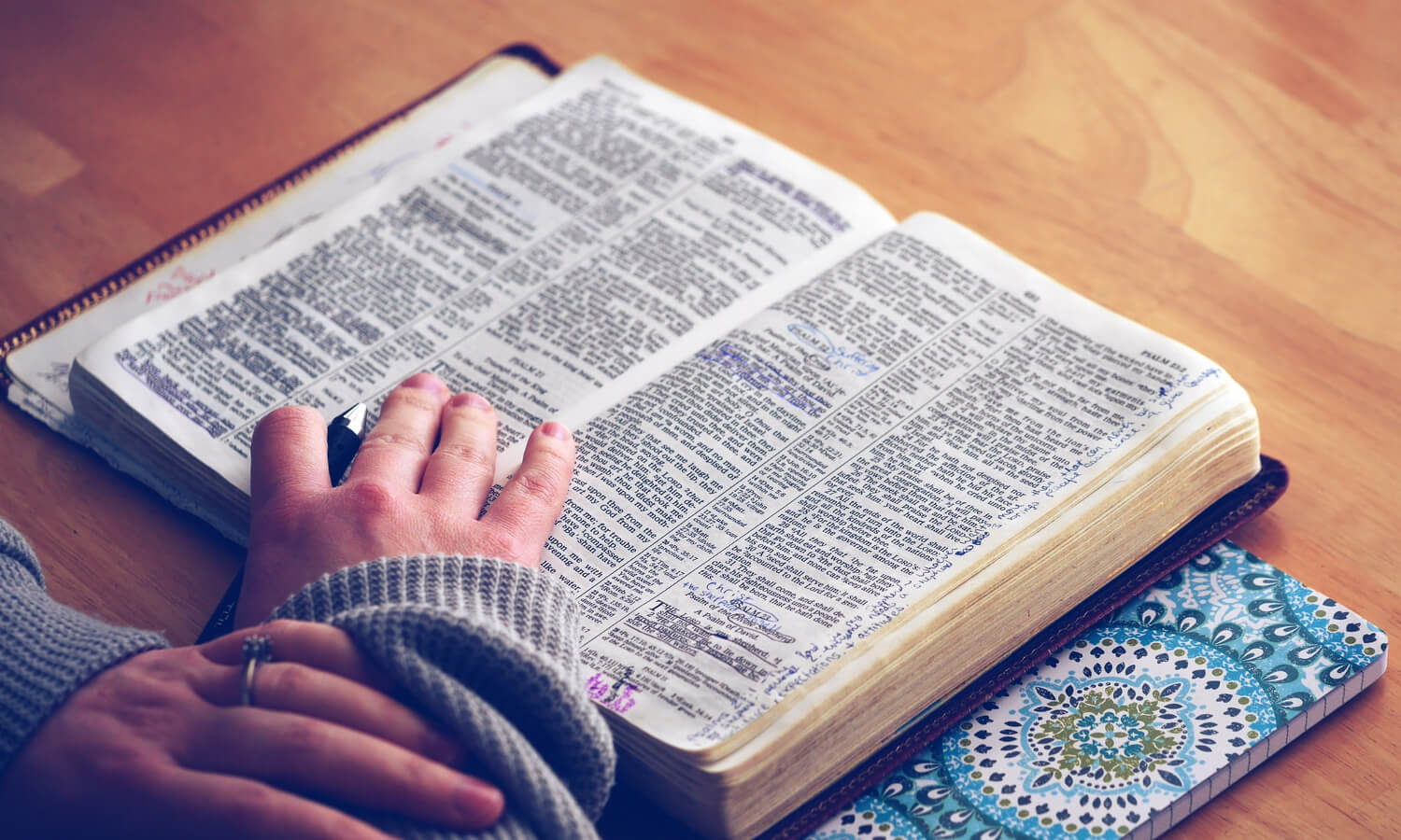 What is the message of the Bible