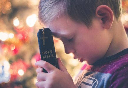 How can I raise my children up in Christ?