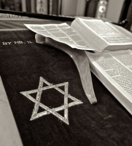 Do the Jews still have a tabernacle?