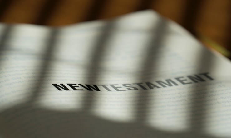 What are the New Testament Bible books about?