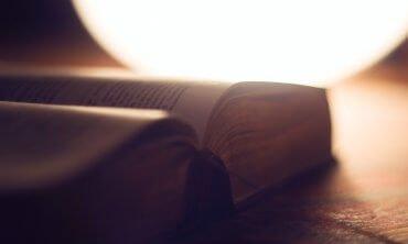 What does God teach us in the first letter to Timothy?