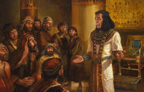 What can we learn from the life of Joseph?